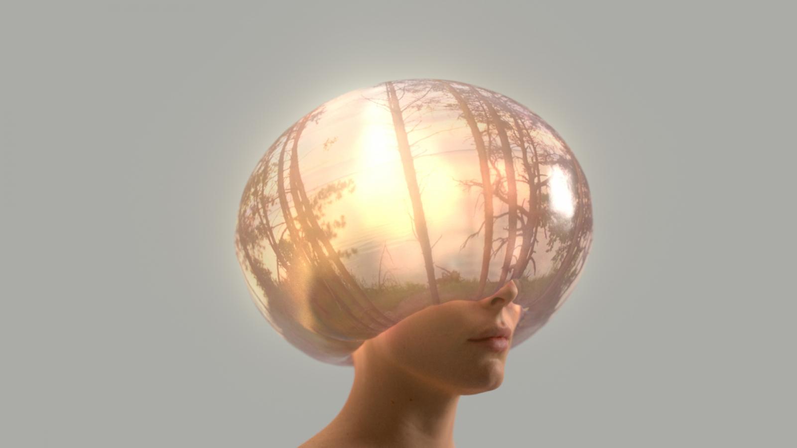 Screens of the Future – Helmet